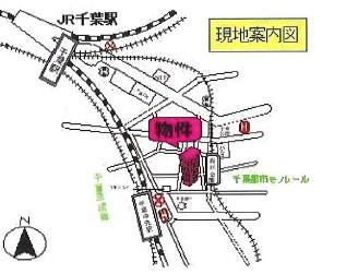 【地図】富士見STビル