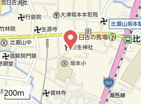 【地図】エスポワールII