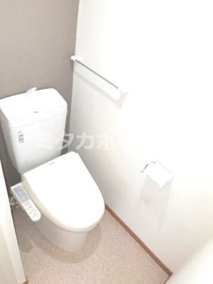 【トイレ】ハイツ五反田