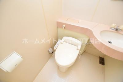 【トイレ】EXEDRA都島