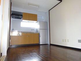 【キッチン】野崎マンション 2階
