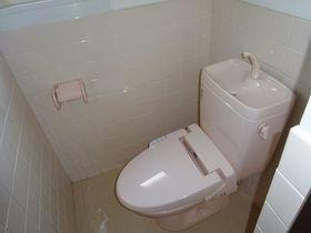 【トイレ】野崎マンション 2階