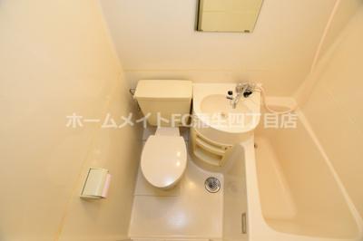 【浴室】リリアン都島