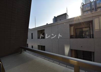 【展望】カスタリア銀座Ⅲ
