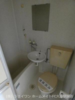 【浴室】ウィン大船