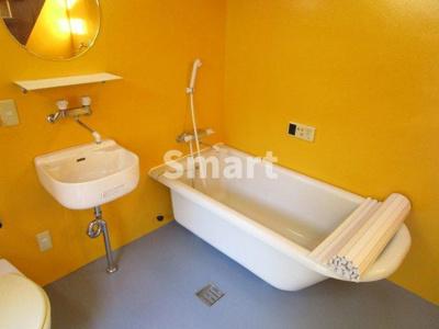 【浴室】ツートン