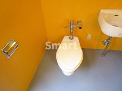 【トイレ】ツートン