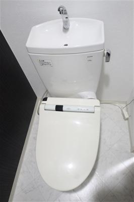 【トイレ】ビエラ江戸堀