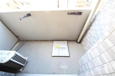 【バルコニー】アーバネックス大阪城WEST