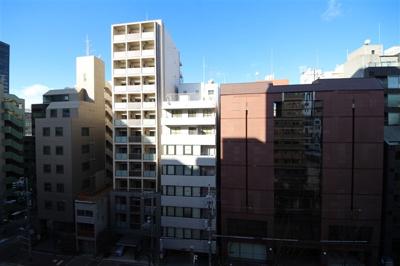 【展望】アーバネックス大阪城WEST