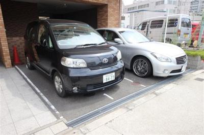 【駐車場】サムティ阿波座Lusso