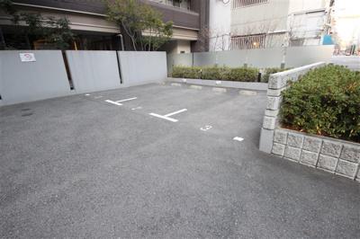 【駐車場】ルクレ立売堀