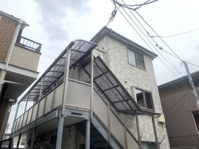 【外観】イエローハウス