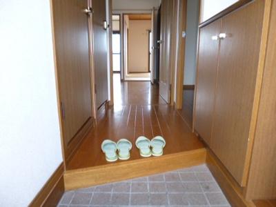 【玄関】プリムローズコート