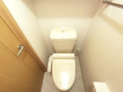 【トイレ】パティオ川木谷 B