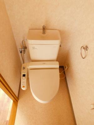 【トイレ】アルカディアⅡ