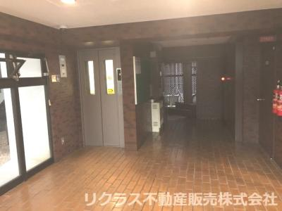 【その他共用部分】ライオンズマンション神戸