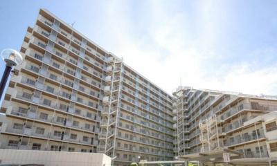 【外観】中葛西スカイハイツ 4階 4LDK 87.59㎡ リフォーム済