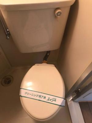 【トイレ】ダイアパレスつきみ野弐番館