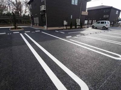 【駐車場】コラードC