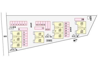 【区画図】コラードC