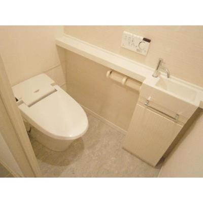 【トイレ】ルフォンプログレ南麻布