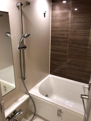 【浴室】パークアクシス赤坂