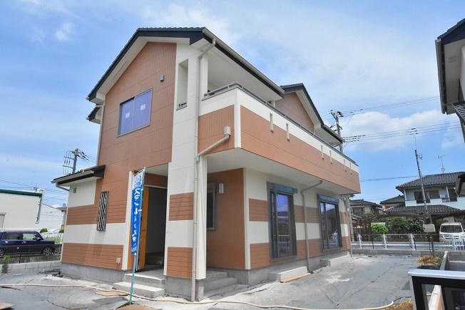 【外観】加須市騎西 全4区画