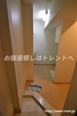 【玄関】D'クラディアイヴァン初台