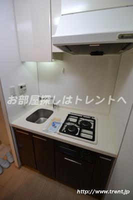 【キッチン】D'クラディアイヴァン初台