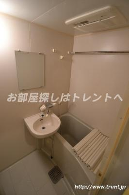 【浴室】D'クラディアイヴァン初台