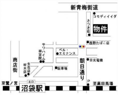 フェリスクォーツの地図☆