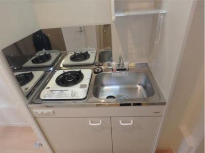 フェリスクォーツのお料理しやすいキッチンです★