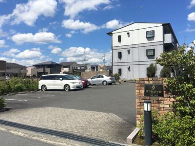 【駐車場】サンビレッジ・篠山