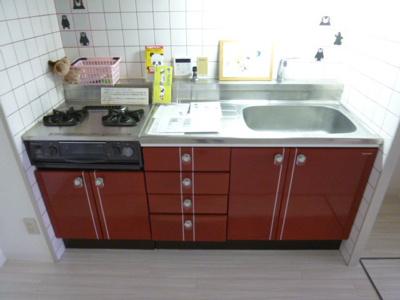 【キッチン】協栄箕面第二ハイツ