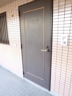 【玄関】協栄箕面第二ハイツ