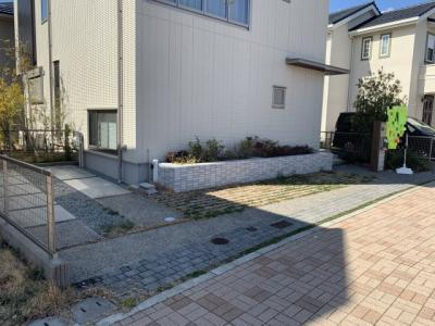 【駐車場】神戸市垂水区舞多聞西2丁目 中古戸建