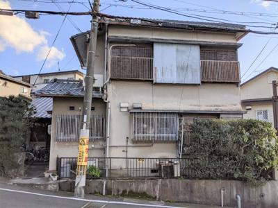 【外観】京都市山科区大塚大岩