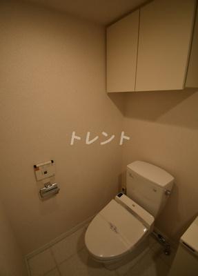 【トイレ】カスタリア銀座Ⅱ