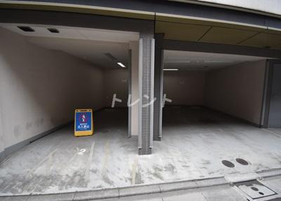【駐車場】カスタリア銀座Ⅱ