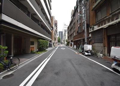 【周辺】カスタリア銀座Ⅱ