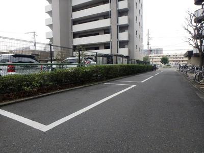 【駐車場】与野ダイヤハイツ
