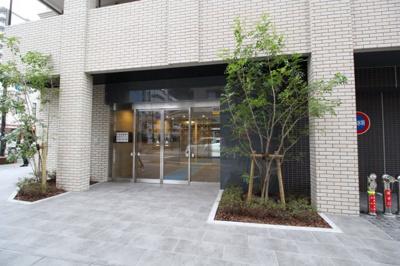 【エントランス】エステムコート東京八王子