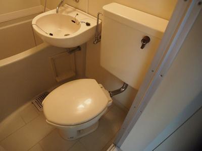 【トイレ】レオパレス中野第5