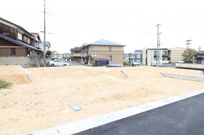 D-town甲賀市水口町八光11号地・総13区画の新規開発分譲地内