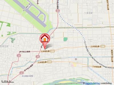 【地図】ジェルメ.K Ⅱ
