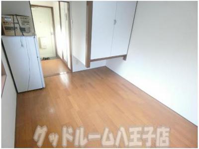 【居間・リビング】沢井コーポ