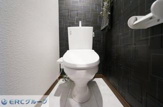 【トイレ】西泉丘1丁目新築戸建