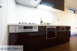 【キッチン】西泉丘1丁目新築戸建