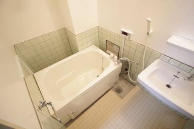 【浴室】梅ヶ枝マンション